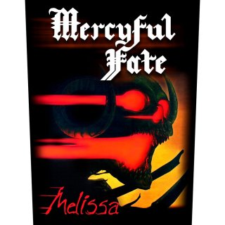 MERCYFUL FATE Melissa, バックパッチ<img class='new_mark_img2' src='https://img.shop-pro.jp/img/new/icons5.gif' style='border:none;display:inline;margin:0px;padding:0px;width:auto;' />