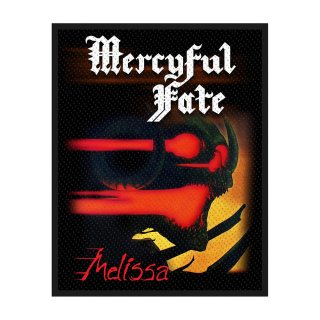 MERCYFUL FATE Melissa, パッチ<img class='new_mark_img2' src='https://img.shop-pro.jp/img/new/icons5.gif' style='border:none;display:inline;margin:0px;padding:0px;width:auto;' />