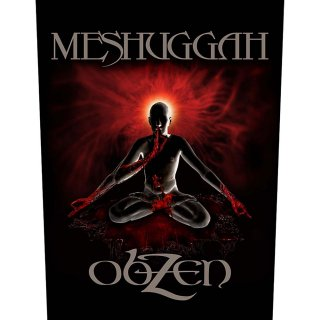 MESHUGGAH Obzen, バックパッチ<img class='new_mark_img2' src='https://img.shop-pro.jp/img/new/icons5.gif' style='border:none;display:inline;margin:0px;padding:0px;width:auto;' />