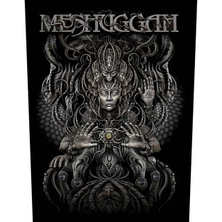 MESHUGGAH Musical Deviance, バックパッチ<img class='new_mark_img2' src='https://img.shop-pro.jp/img/new/icons5.gif' style='border:none;display:inline;margin:0px;padding:0px;width:auto;' />