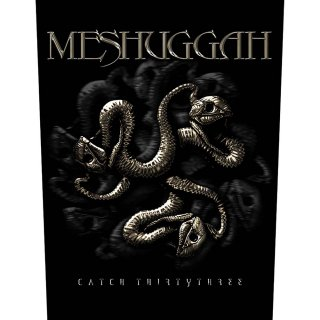MESHUGGAH Catch 33, バックパッチ<img class='new_mark_img2' src='https://img.shop-pro.jp/img/new/icons5.gif' style='border:none;display:inline;margin:0px;padding:0px;width:auto;' />