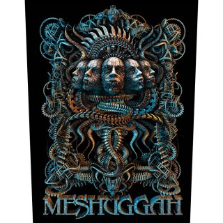 MESHUGGAH 5 Faces, バックパッチ<img class='new_mark_img2' src='https://img.shop-pro.jp/img/new/icons5.gif' style='border:none;display:inline;margin:0px;padding:0px;width:auto;' />