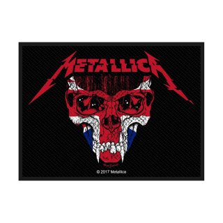METALLICA UK, パッチ<img class='new_mark_img2' src='https://img.shop-pro.jp/img/new/icons5.gif' style='border:none;display:inline;margin:0px;padding:0px;width:auto;' />