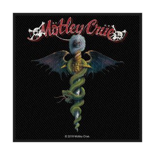 MOTLEY CRUE Dr Feelgood, パッチ<img class='new_mark_img2' src='https://img.shop-pro.jp/img/new/icons5.gif' style='border:none;display:inline;margin:0px;padding:0px;width:auto;' />