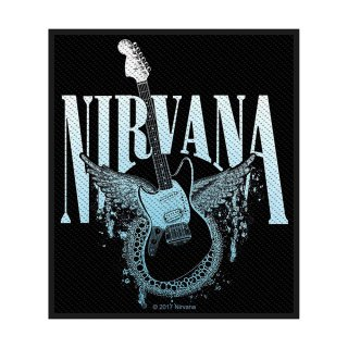 NIRVANA Guitar, パッチ<img class='new_mark_img2' src='https://img.shop-pro.jp/img/new/icons5.gif' style='border:none;display:inline;margin:0px;padding:0px;width:auto;' />