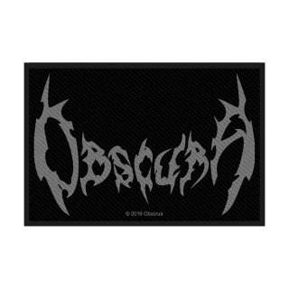 OBSCURA Logo, パッチ<img class='new_mark_img2' src='https://img.shop-pro.jp/img/new/icons5.gif' style='border:none;display:inline;margin:0px;padding:0px;width:auto;' />