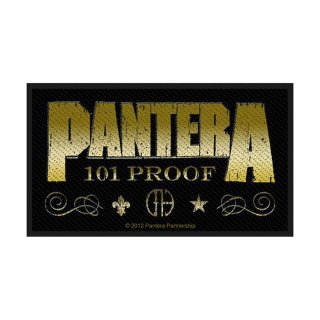 PANTERA Whiskey Label, パッチ<img class='new_mark_img2' src='https://img.shop-pro.jp/img/new/icons5.gif' style='border:none;display:inline;margin:0px;padding:0px;width:auto;' />