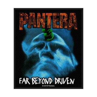 PANTERA Far Beyond Driven, パッチ<img class='new_mark_img2' src='https://img.shop-pro.jp/img/new/icons5.gif' style='border:none;display:inline;margin:0px;padding:0px;width:auto;' />