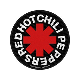RED HOT CHILI PEPPERS Asterisk, パッチ<img class='new_mark_img2' src='https://img.shop-pro.jp/img/new/icons5.gif' style='border:none;display:inline;margin:0px;padding:0px;width:auto;' />