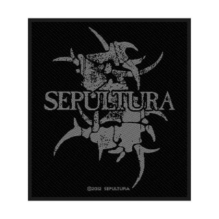 SEPULTURA Logo, パッチ<img class='new_mark_img2' src='https://img.shop-pro.jp/img/new/icons5.gif' style='border:none;display:inline;margin:0px;padding:0px;width:auto;' />
