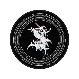 SEPULTURA Binary Circular, パッチ<img class='new_mark_img2' src='https://img.shop-pro.jp/img/new/icons5.gif' style='border:none;display:inline;margin:0px;padding:0px;width:auto;' />