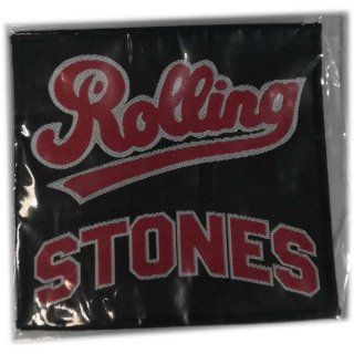 THE ROLLING STONES Team Logo, パッチ<img class='new_mark_img2' src='https://img.shop-pro.jp/img/new/icons5.gif' style='border:none;display:inline;margin:0px;padding:0px;width:auto;' />