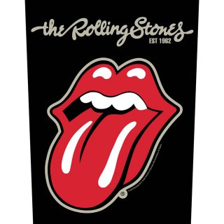 THE ROLLING STONES Plastered Tongue, バックパッチ<img class='new_mark_img2' src='https://img.shop-pro.jp/img/new/icons5.gif' style='border:none;display:inline;margin:0px;padding:0px;width:auto;' />