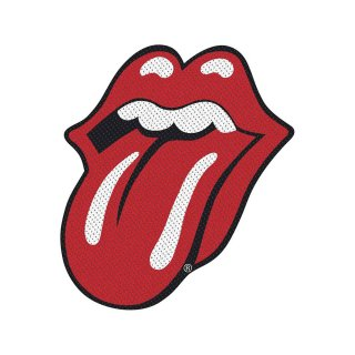 THE ROLLING STONES Tongue Cut-Out, パッチ<img class='new_mark_img2' src='https://img.shop-pro.jp/img/new/icons5.gif' style='border:none;display:inline;margin:0px;padding:0px;width:auto;' />
