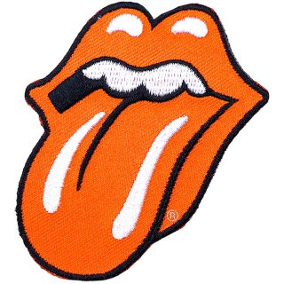 THE ROLLING STONES Classic Tongue, パッチ<img class='new_mark_img2' src='https://img.shop-pro.jp/img/new/icons5.gif' style='border:none;display:inline;margin:0px;padding:0px;width:auto;' />