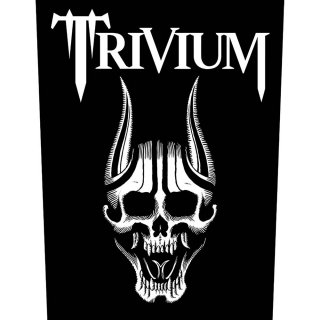 TRIVIUM Screaming Skull, バックパッチ<img class='new_mark_img2' src='https://img.shop-pro.jp/img/new/icons5.gif' style='border:none;display:inline;margin:0px;padding:0px;width:auto;' />