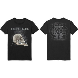 DREAM THEATRE Skull Triangle, Tシャツ