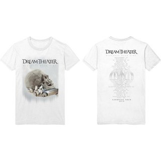 DREAM THEATRE Skull Fade Out, Tシャツ