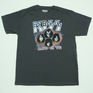 KISS Alive In 77 Enzyme, Tシャツ