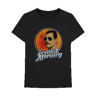 FREDDIE MERCURY Freddie Ss Script, Tシャツ