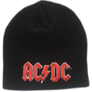 AC/DC Red 3D Lodo, ニットキャップ