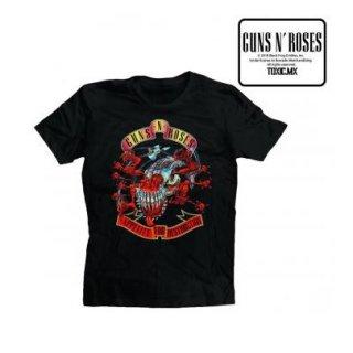 GUNS N' ROSES Afd Avenger Banner, Tシャツ