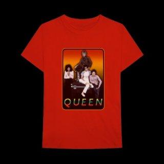 QUEEN Retro Frame, Tシャツ