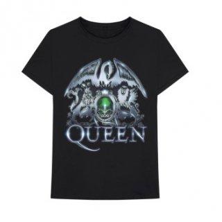 QUEEN Metal Crest, Tシャツ