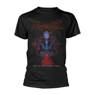 DISMEMBER Like An Ever Flowing Stream, Tシャツ