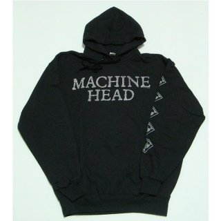 MACHINE HEAD Lion Crest Rays, パーカー