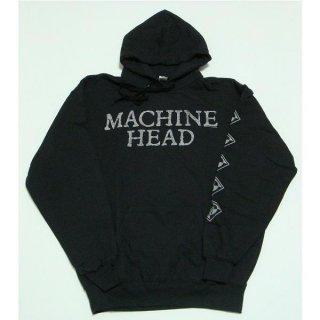 MACHINE HEAD Lion Crest Rays, パーカー