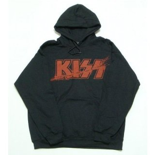 KISS Slashed Logo, パーカー