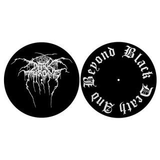 DARKTHRONE Black Death & Beyond, スリップマット(2枚入り)