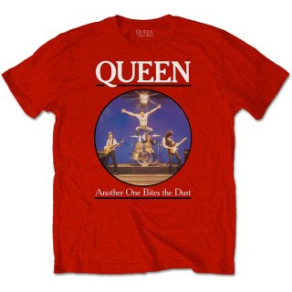 QUEEN Another One Bites The Dust, Tシャツ