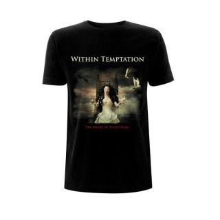 WITHIN TEMPTATION Heart Of Everything, Tシャツ