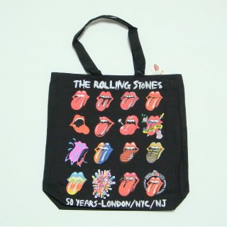 THE ROLLING STONES Tongues, トートバッグ