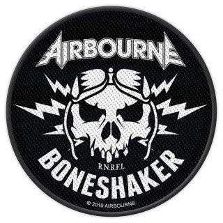 AIRBOURNE Boneshaker, パッチ