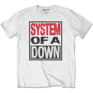 SYSTEM OF A DOWN Triple Stack Box, Tシャツ