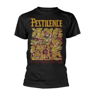 PESTILENCE Consuming Impulse 2, Tシャツ