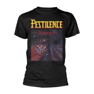 PESTILENCE Spheres, Tシャツ