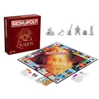 QUEEN Queen, モノポリー