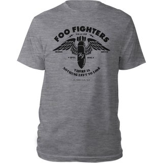 FOO FIGHTERS Stencil, Tシャツ