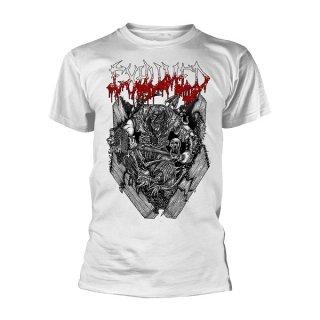 EXHUMED Casket Crusher, Tシャツ