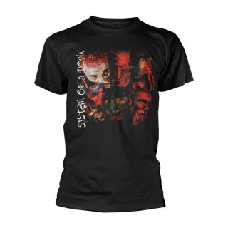 SYSTEM OF A DOWN Painted Faces, Tシャツ
