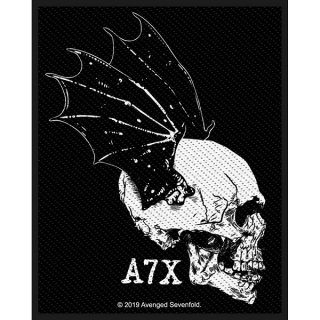 AVENGED SEVENFOLD Skull Profile, パッチ