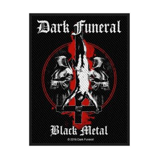 DARK FUNERAL Black Metal, パッチ