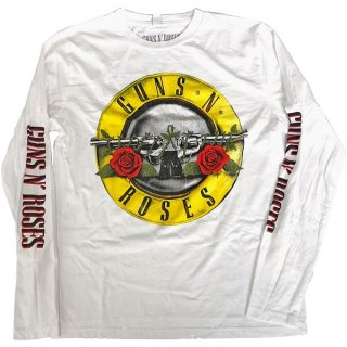 GUNS N' ROSES Classic Logo, ロングTシャツ