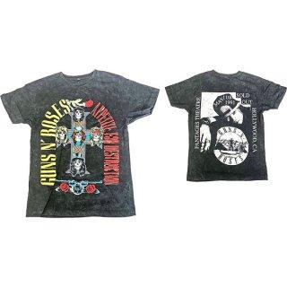 GUNS N' ROSES Appetite Hollywood '91, Tシャツ