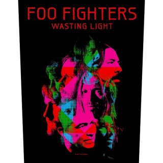 FOO FIGHTERS Wasting Light, バックパッチ