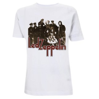 LED ZEPPELIN Lz II Photo, Tシャツ